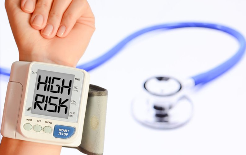 silent killer high blood pressure